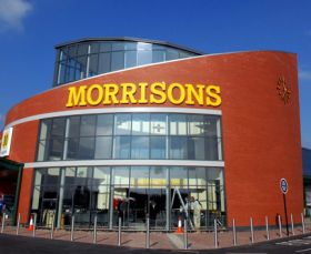 Upbeat Christmas for Morrisons