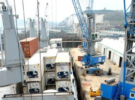 Dover welcomes Cool Carriers' trade