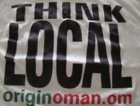 Origin Oman keeps it local
