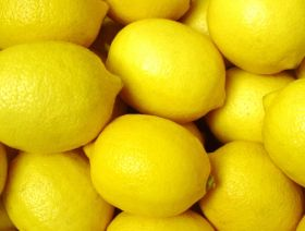 Spanish lemon output falls