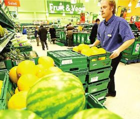 Delays for Central American melons