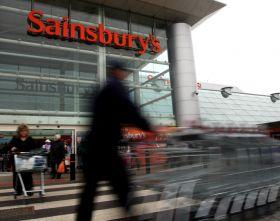 Sainsbury's grows as Tesco slides