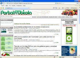 New portal for Chilean info