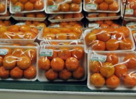 Korean orange production to drop