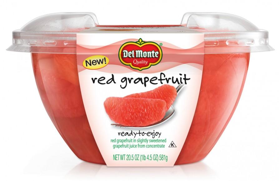Del Monte Fruit Bowls Del Monte Citrus Bowls is The