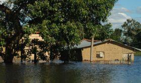 Honduras hit by tropical storm