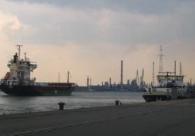 Antwerp collaborates on African port