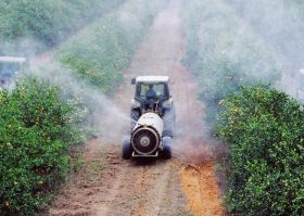 Pesticide exposure linked to poor lung function