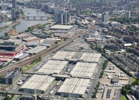 New Covent Garden wins best wholesale market
