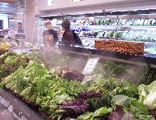 South Koreans go organic
