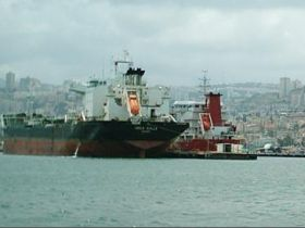 Record container traffic at Haifa