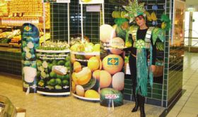 Brazil unveils melon marketing drive