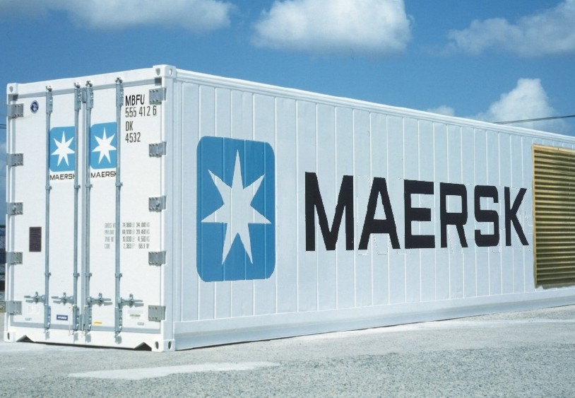 Maersk Increases Container Rates