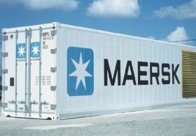 Social media win for Maersk Line