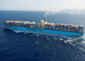 Asia-West Africa changes for Maersk