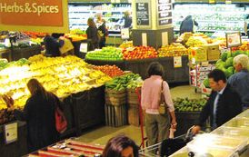 Profit tumbles at Whole Foods Market