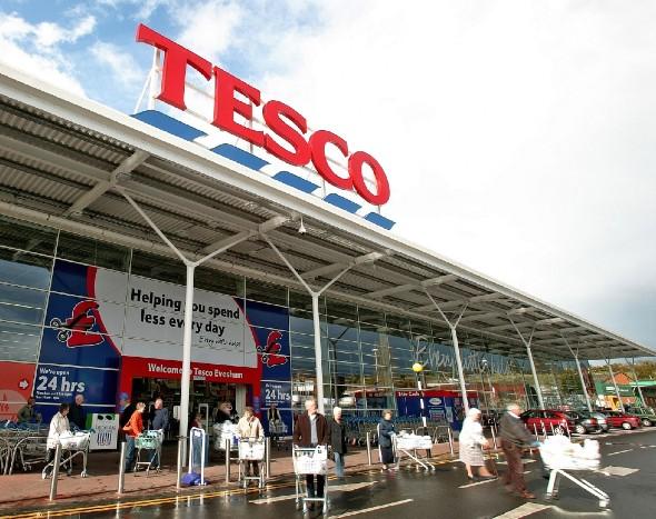 Lockdown Drives Tesco's UK And Ireland Sales
