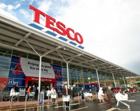Tesco sees UK sales drop in third quarter