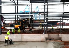 Work begins on Liverpool Produce Terminal