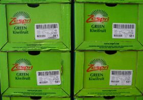 Zespri inks Iranian statement of intent