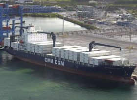 CMA CGM and Panalpina partner to cut emissions