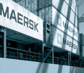 Maersk cuts Taiwan port presence in half