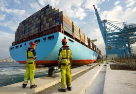 Maersk Line in Asia-Europe rate increase
