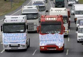 Spanish haulier strike threatens exports