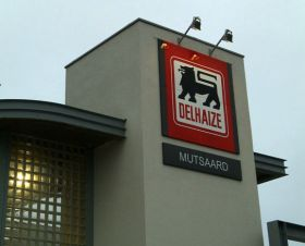 """Robust"" sales at Belgium's Delhaize"