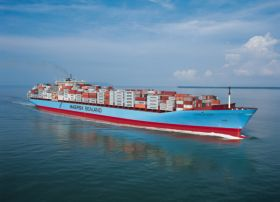 Maersk alters routes in response to Ebola