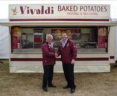 Vivaldi signs catering deal