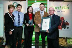 Keelings wins top Irish grower award
