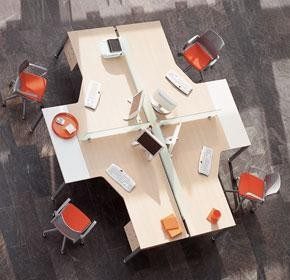 Desk cluster1