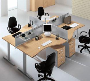 Buyer 39 s guide types of desks office reality for Office design guidelines uk