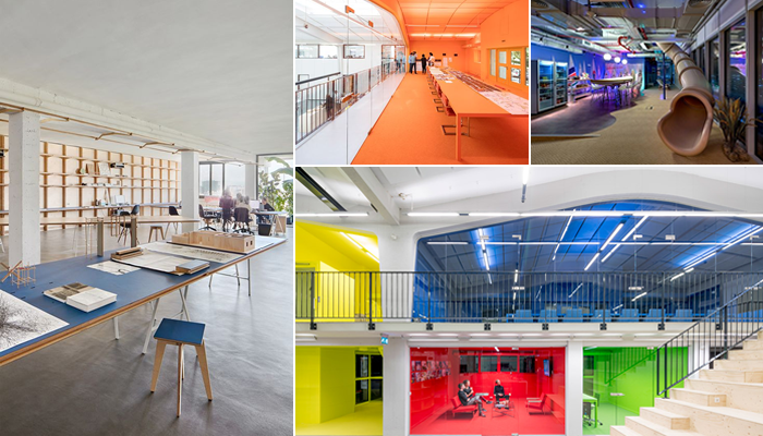 Top 10 Pinterest Boards to follow for office interior inspiration