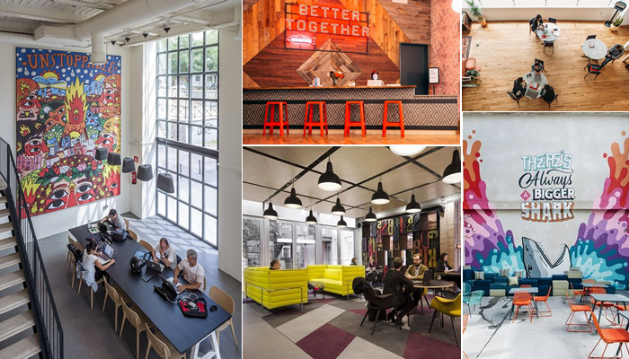 Officelovin Coworking Spaces