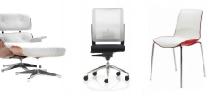 White Office Seating