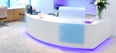 Evo - Z Reception Desks