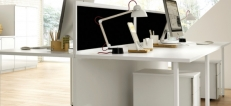 Duplex Bench Desks