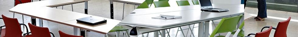 Modular Meeting Tables for sale