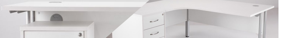 White Office Furniture for sale