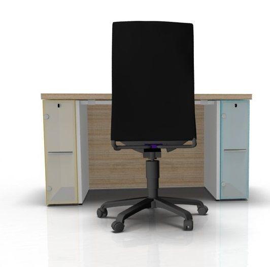 Versa Single Desk fice Reality