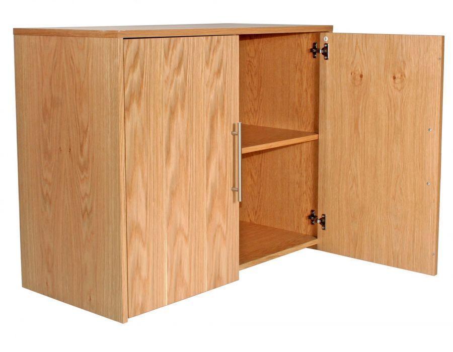 oakwood low cupboard office reality