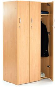 GSLOC Wooden lockers