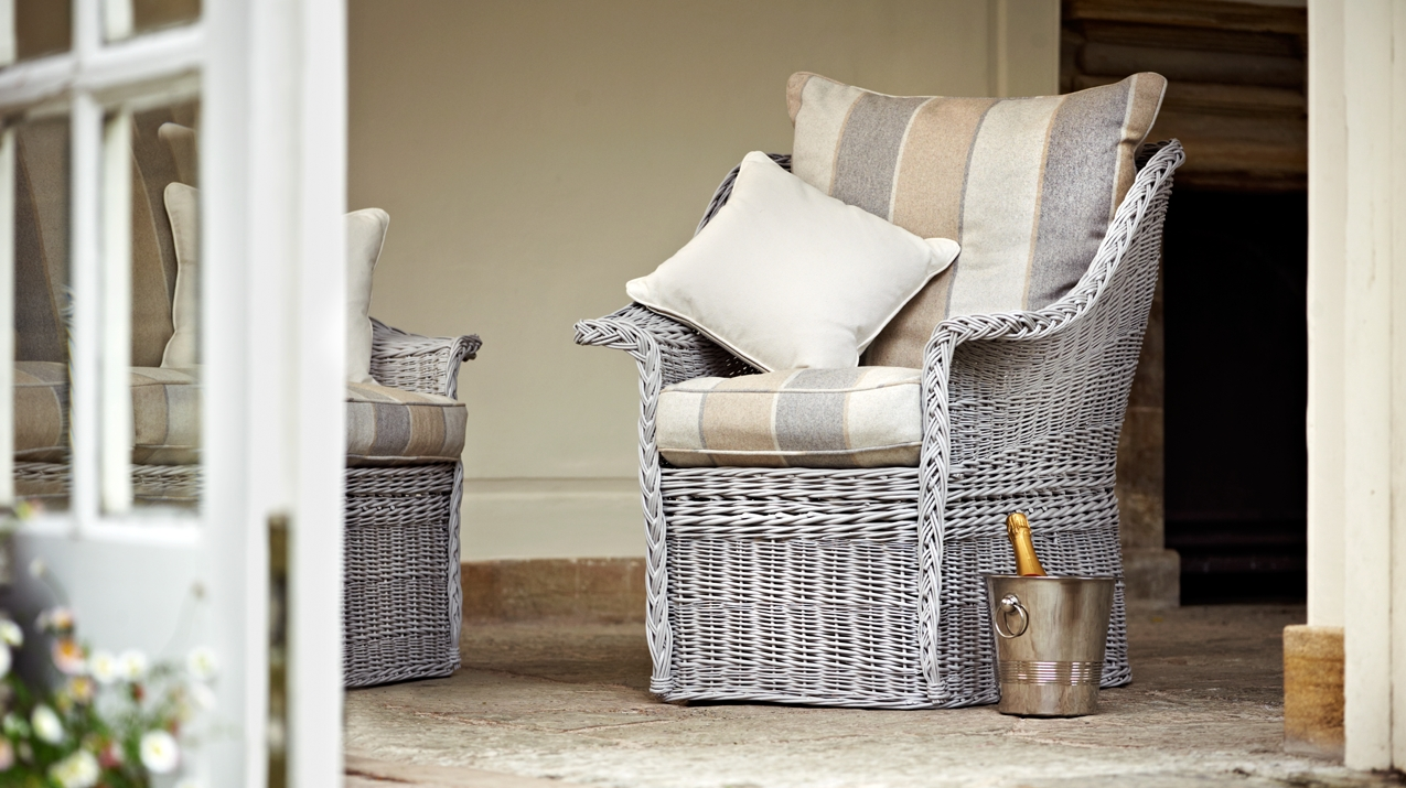 The UK's leading manufacturer of willow baskets