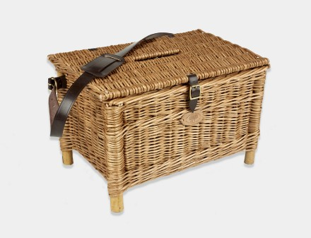The Four Seasons Fishing Basket