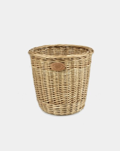 Waste Paper Baskets willow waste paper basket - products - somerset willow england