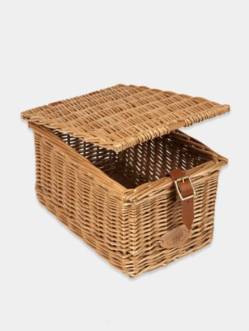 Vintage Bicycle Basket - Rear