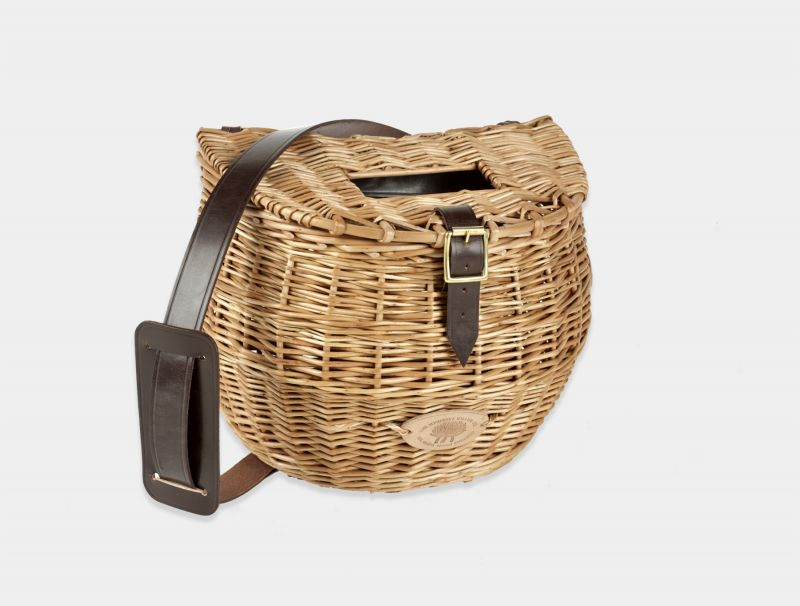 Fishing creel products somerset willow england for Fishing creel basket