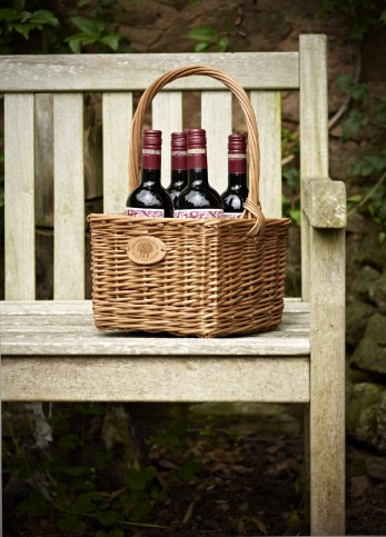 Wine Carrier - Four Bottle